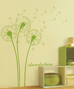 """Pop Decors """"Dandelions"""" Beautiful Wall Stickers for Kids Rooms"""