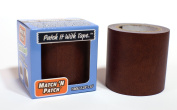 Match 'N Patch Realistic Red Brown Leather Tape