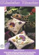 Elizabethan Pincushion Pastel Embroidery Needlework Kit