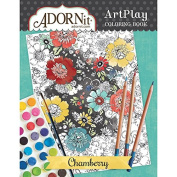 Chamberry Colouring Book