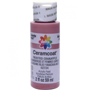 Ceramcoat Acrylic Paint 60ml-Frosted Cranapple
