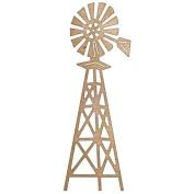 Cheery Lynn Designs B664 Windmill Scrapbooking Die Cuts