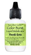 Ken Oliver Crafts Liquid Metals, Verdi Gris