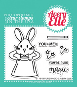Avery Elle Clear Stamp - Pure Magic