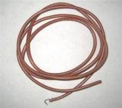 180cm Leather Belt For All Treadle Sewing Machines 0.5cm Wide