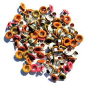 Eyelet Outlet Quicklets Round 84/Pkg-Fall 2 by Eyelet Outlet