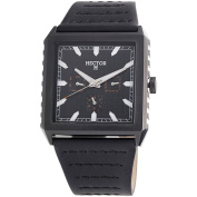 Hector H France Men's 'FashionSquare ' Multifunction Watch