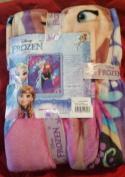 Frozen Blanket Throw 130cm by 150cm Disney Brand new in packaging