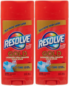 Resolve Pre Treat Stain Stick - 90ml - 2 pk