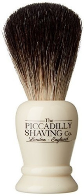 Piccadilly Shaving Co Pure Badger Shaving Brush by The Piccadilly Shaving Company, Ltd
