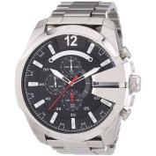 Diesel Men's DZ4308 'Mega Chief' Chronograph Stainless Steel Watch