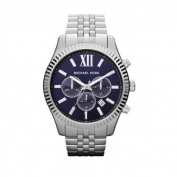 Michael Kors Men's MK8280 'Lexington' Blue Dial Chronograph Watch