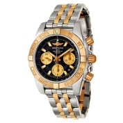 Breitling Men's Analogue Display Swiss Automatic Two Tone CB014012/BA53-378C Watch