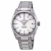Omega Men's 23110392102002 Seamaster Silver Watch