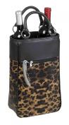 Primeware Harmony Insulated Two Bottle Wine Tote - Jaguar Safari