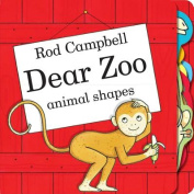 Dear Zoo Animal Shapes (Dear Zoo & Friends) [Board book]