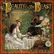 Beauty and the Beast 2017 Wall Calendar