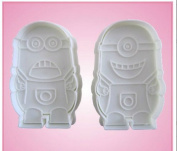 Despicable Me Minions Cookie Cutters Moulds Tool For Cookies, Cakes, Biscuits, Decorating