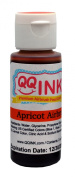 QQinkTM - 9 oz (270 ml) Apricot Airbrush Colour