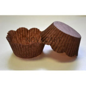 Novacart Brown Petal Cup - 1 Case