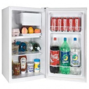 Haier HC27SF22RW 2.7 Cf White Compact Refrigeratr
