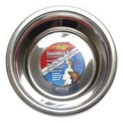 56610 Stainless Steel Pet Dish Small 0.9ls