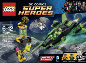 LEGO Superheroes Green Lantern vs. Sinestro 76025 Exclusive To This Set -Green Lantern, Space Batman and Sinestro. With E-book Gift@