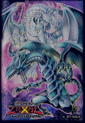 (100)Yu-Gi-Oh! Duelist Card Protecter Blue-Eyes White Dragon Card Sleeves 100 Pieces 63*90mm