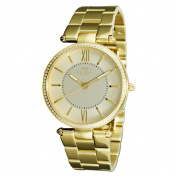 Oniss Women's Stuppendo Collection Goldtone Watch