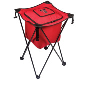 Picnic Time Texas Tech Raiders Red Sidekick Portable Cooler