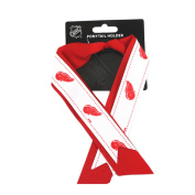 Detroit Red Wings NHL Ladies Ponytail Holder with Ribbon