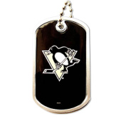 Pittsburgh Penguins Dog Tag Necklace