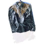 Garment Bag Show Clothes Clear 100cm Clear 27012