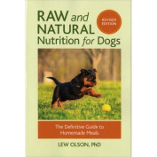Random House Books-Raw & Natural Nutrition For Dogs