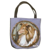 (Price/EACH)Simply Home Collie Tote Bag