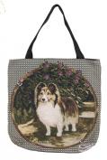 (Price/EACH)Simply Home Tote Bag - Shetland Sheepdog