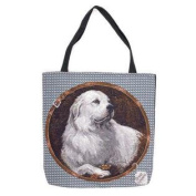 (Price/EACH)Simply Home Great Pyrenees Tote Bag