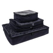 [3-Pack] Tear-Proof Travel Packing Cubes/ Packing Bags