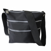 Cross Body Microfiber Bag