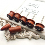 7 Stlye MINI For For For For For For For For Dremel Hole Master,Coco Bolo Leather Burnisher, leather slicker Tool