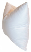 Pillowflex Set of 2 Synthetic Down Alternative Pillow Inserts for Shams