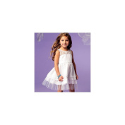McCall Patterns M6685 Girls/Girls' Dresses Sewing Template, Size CHJ