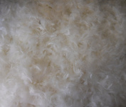 Craft Goose Down 10/90 Pillow Feathers - White - 0.2kg