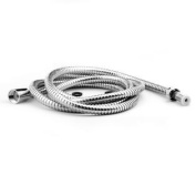 Extra Long 2.4m Flexible Stainless Steel Standard Bathroom Handheld Shower Easy Instal Hose Pipe Replacemen AK-S-H-0071