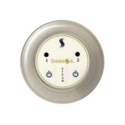 Thermasol EST-SN Easy Start Traditional Styled Control, Satin Nickel