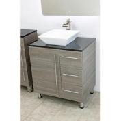 80cm free standing bathroom vanity sink set. Vanities sink Grey