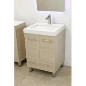 60cm free standing bathroom vanity sink set. Vanities sink Tan