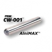 Animal Supplies Internat Silver Bullet Cow Magnet - Silver - 7.6cm