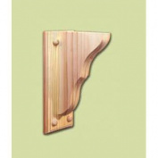 Lewis Hyman Hampton Shelf Bracket - 20cm W x 28cm H Natural