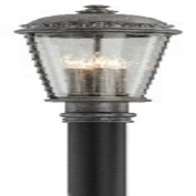 Troy 28955082 Troy Four Light Aged Pewter Post Light - 782042816138